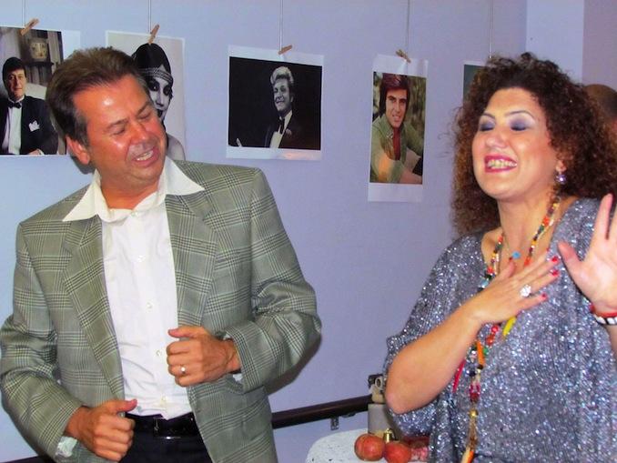 Servet Sezgin ve Zühal Erol eski dansları canlandırdı