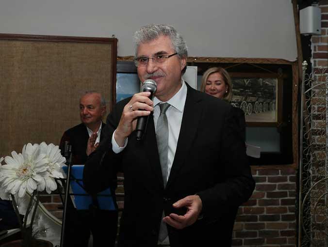Büyükşehir Belediye Başkanı Ekrem Yüce