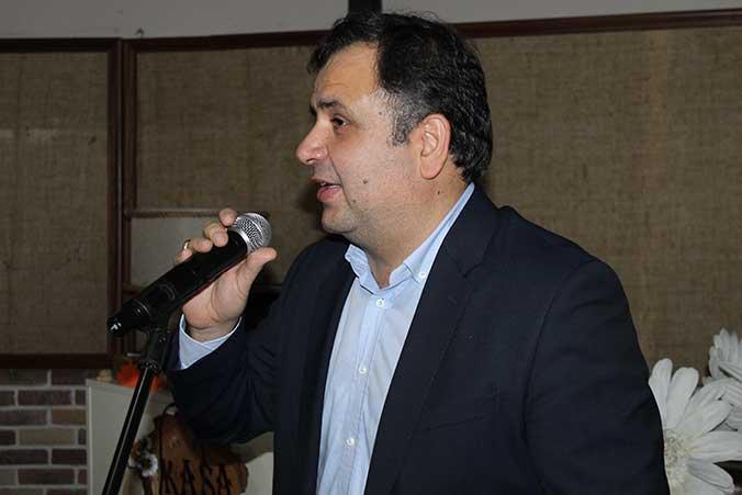 Yerel Kültür Derneği Başkanı Necmettin Kırık