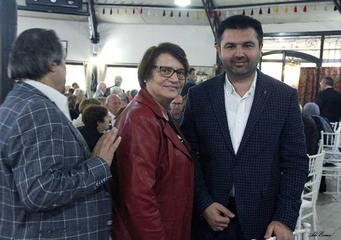Pamukova Belediye Başkanı Güven Övün