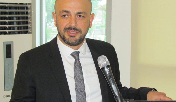 İYİ Parti Sakarya İl Başkanı Selçuk Kılıçarslan